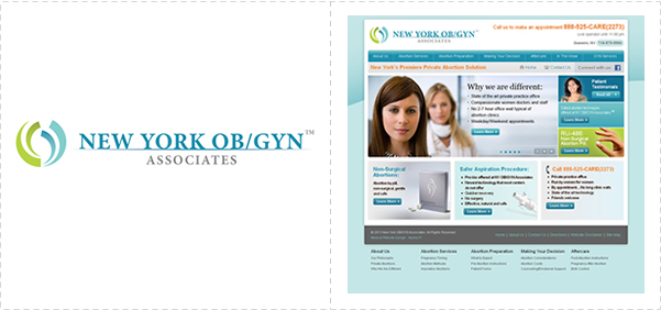 OB/GYN Website Design