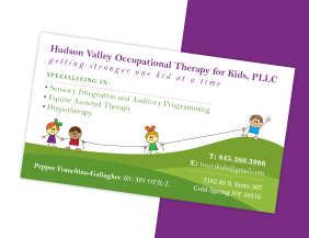 Occupational Therapy Logo Design
