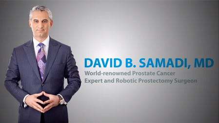 Prostate cancer video marketing