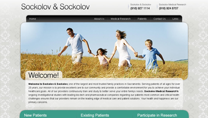 Medical website design for doctors and hospitals NY