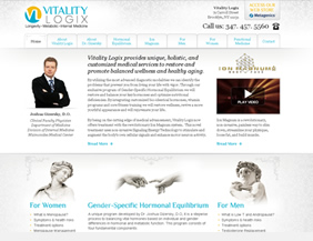 Medical website design for hospitals and medical groups NY