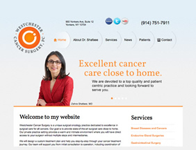 Medical Website Design NY