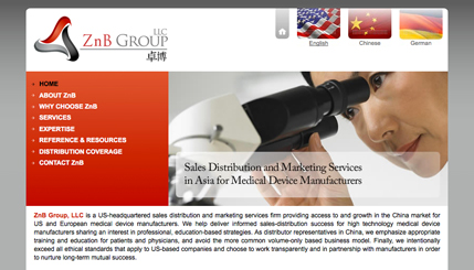 Website design for doctors and medical groups NY NJ CT